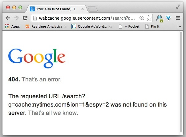 The requested URL was not found on this server